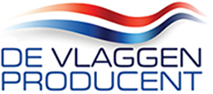 De Vlaggen Producent logo